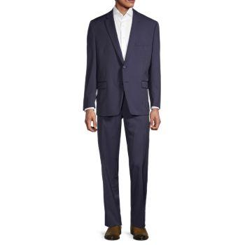 Шерстяной костюм Lexington-Fit LAUREN Ralph Lauren