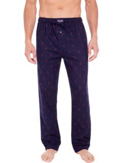 Фланелевые брюки PJ Ralph Lauren