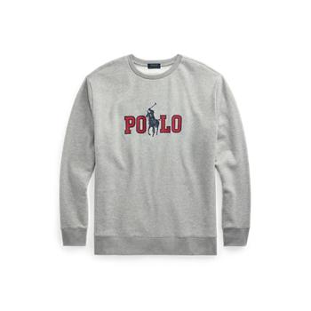 Big Pony Logo Fleece Sweatshirt  Tall Ralph Lauren