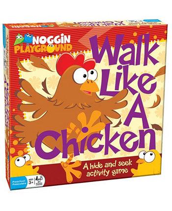 Иди как курица Noggin Playground