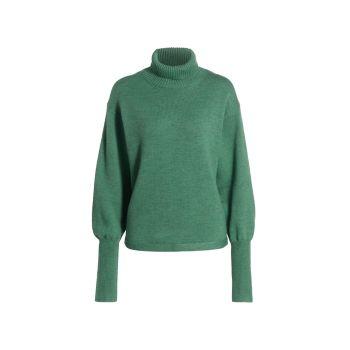 Шерстяной свитер Boedo с высоким воротом Rachel Comey