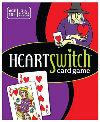 Карточная игра HeartSwitch U.S. Games Systems