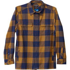 Куртка-рубашка KAVU Northlake KAVU