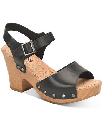 Brionna Platform Sandals Korks