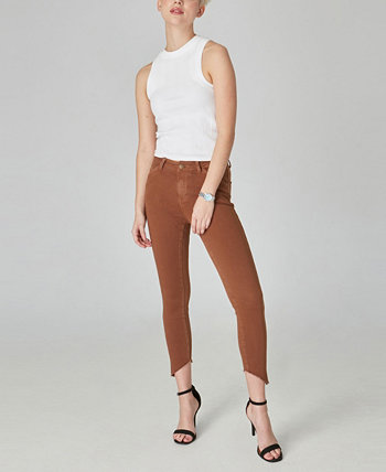 Женские джинсы скинни с высокой посадкой Lola Jeans