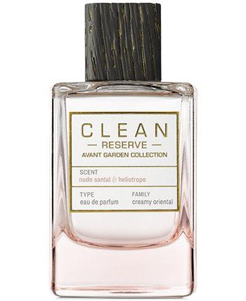 Avant Garden Nude Santal & Heliotrope Eau de Parfum, 3,4 унции. CLEAN Fragrance