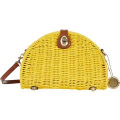 Плетеная сумка через плечо Bonella Patricia Nash