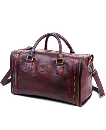 Кожаная сумка-саквояж Cambria Old Trend
