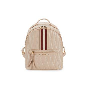 Стеганый кожаный рюкзак Daffi BALLY