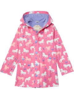 Куртка-всплеск Painted Pasture, изменяющая цвет (для малышей / маленьких детей / старших детей) Hatley Kids