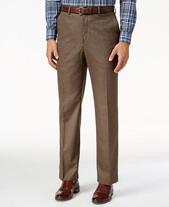 Kors Мужские твердые классические эластичные классические брюки Michael Kors