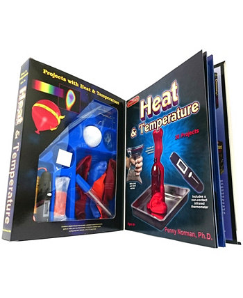 Набор тепла и температуры ScienceWiz ScienceWiz Products