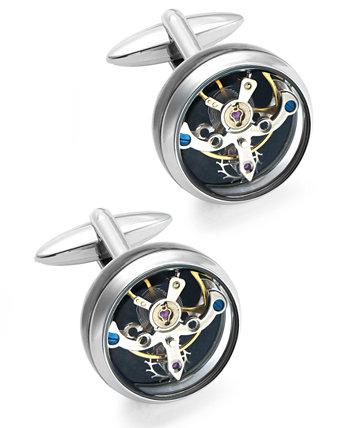 Запонки для мужских часов Sutton by из нержавеющей стали Rhona Sutton