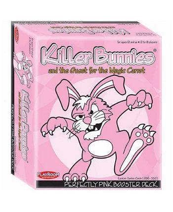 Кролики-убийцы и поиски волшебной моркови - идеально розовая бустерная колода (9) Playroom Entertainment