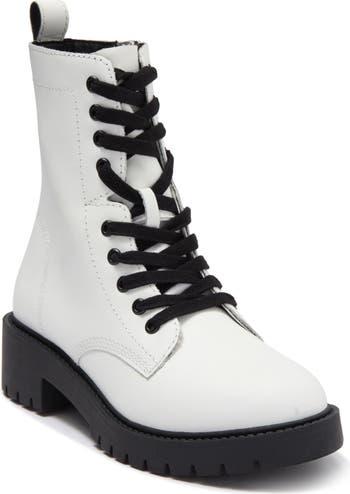 Боевые ботинки Checker Steve Madden