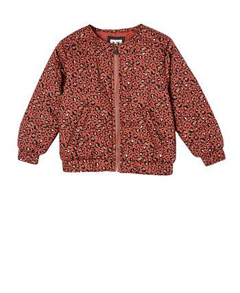 Плетеная стеганая куртка Big Girls Ellie COTTON ON