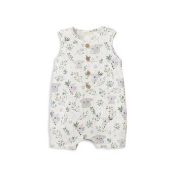 Шорты с принтом Baby's Joey Koala Elegant Baby