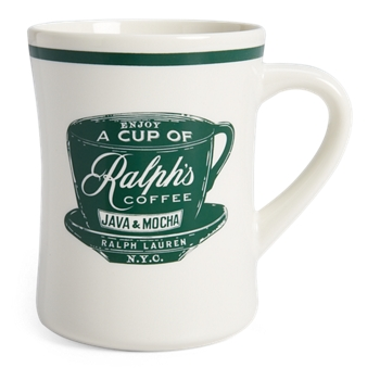 Размер кофейной кружки Ральфа Ralph Lauren