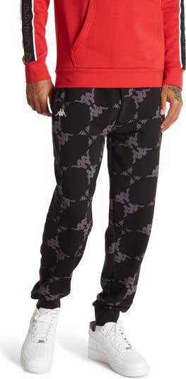 Оригинальные брюки-джоггеры с принтом Elder Kappa Active