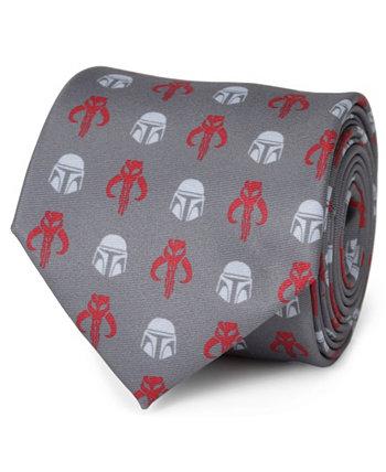 Мужской галстук Mando Star Wars