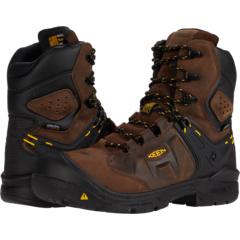 Утепленные водонепроницаемые ботинки Dover 8 дюймов (носок из углеродного волокна) Keen Utility