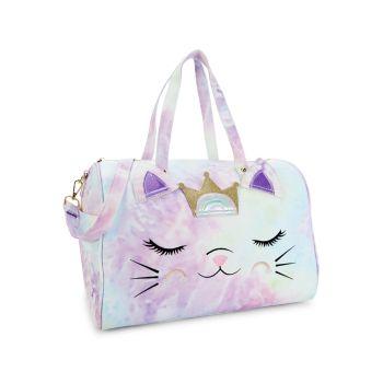 Сумка-дафл для девочек Tiara Kitten Weekend Under One Sky