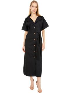 Дневное платье-рубашка Bardot