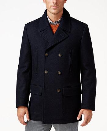 Бушлат классический крой Luke из смесовой шерсти Ralph Lauren
