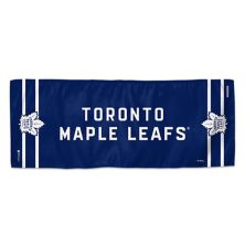 """WinCraft Toronto Maple Leafs 12"""" x 30"""" Double-Sided Cooling Towel Unbranded"""