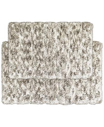 Брайтон 2-шт. Набор пестрых ковриков для ванной Pure Bath