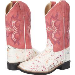 Splatter (Toddler/Little Kid) Old West Kids Boots