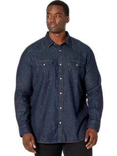 Классическая рубашка в стиле вестерн Big & Tall - для высоких Levi's® Big & Tall