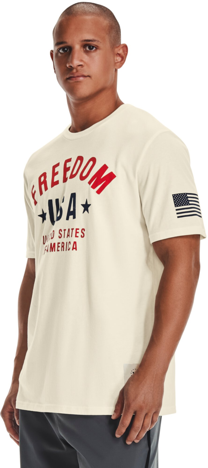 Футболка Freedom Vintage 1 Under Armour