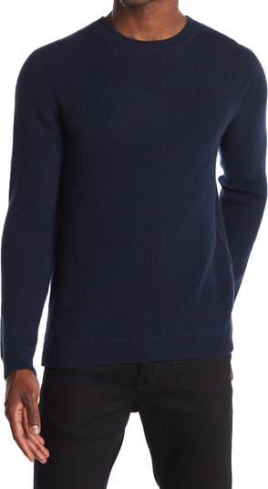Двусторонний свитер с круглым вырезом Autumn Cashmere