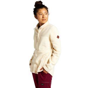 Флисовая куртка Burton Hearth Snap-Up Burton