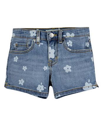 Короткие шорты для маленьких девочек Levi's®