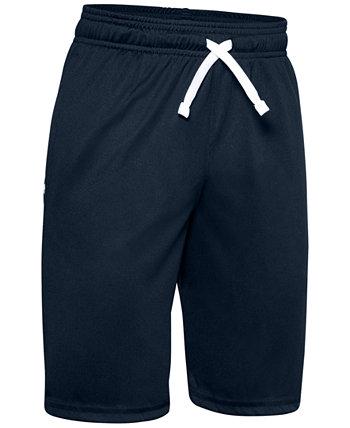 Большие шорты-прототипы с надписью Big Boys Under Armour