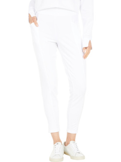 Lightweight French Terry Seamed Ankle Length Pants Mod-o-doc
