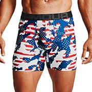 Men's Under Armour UA Tech™ 6-inch Boxerjock® Briefs Under Armour