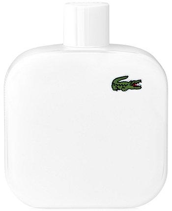 Мужская Eau de Lacoste Мужская туалетная вода L.12.12 Pure White, 5,9 унции Lacoste