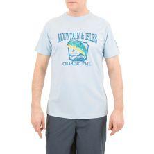 Мужская футболка Mountain and Isles Performance Mountain And Isles