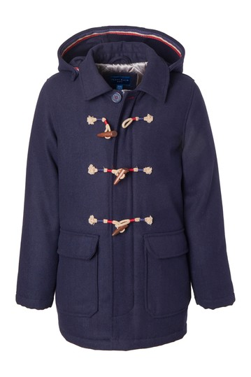Duffle Toggle Coat (Большие мальчики) Perry Ellis