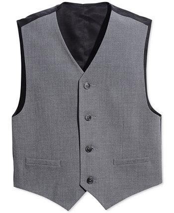 Жилет для облегающего стрейч-костюма для больших мальчиков Calvin Klein
