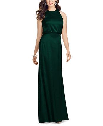 Блузонное платье Dessy Collection