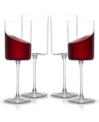 Бокалы для красного вина Claire, набор из 4 шт. JoyJolt