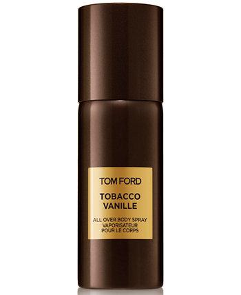 Табачный ванильный спрей для всего тела, 5 унций. Tom Ford