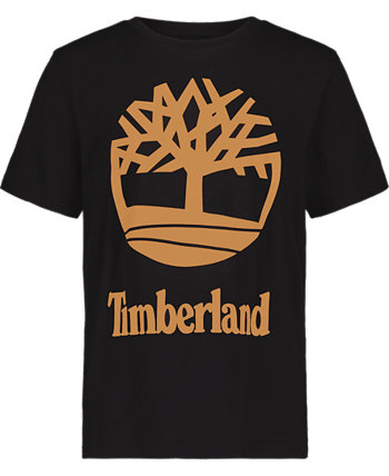Футболка с короткими рукавами Big Boys Tree Co Timberland