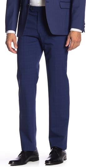 Эластичный костюм Tyler с плоской передней частью, отделяющий штаны - внутренний шов 30–34 дюйма Tommy Hilfiger