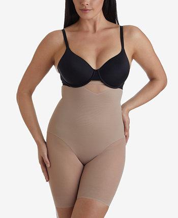 Женские бедра с прозрачной отделкой для похудения с сверхпрочным контролем живота 2789 Miraclesuit