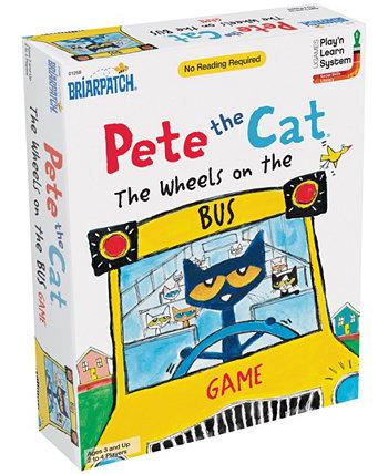 "Пит Кот - игра ""Колеса в автобусе"" Briarpatch"